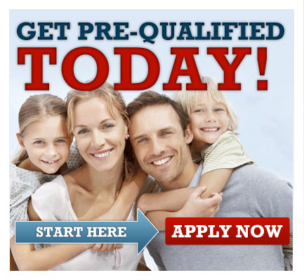 Get Pre-Qualified Today - Apply Now
